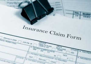 roof repair insurance claim
