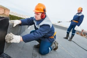 flat roof repair roofers