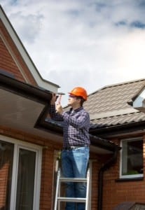 commercial roofing property maintenance inspection
