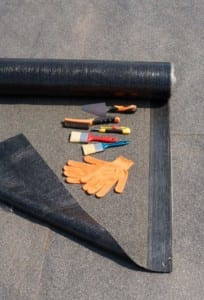 commercial roofing Colorado Springs CO flat roof repair tools