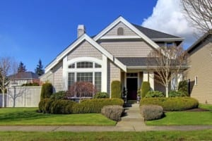 a new roof installed by Denver roofing companies improves curb appeal and home value