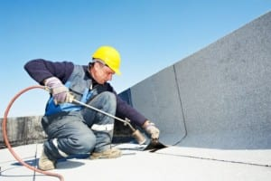 commercial roofers in Denver complete flat roof maintenance