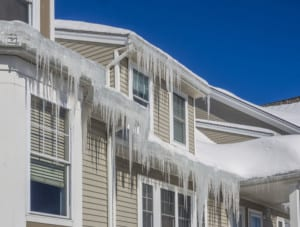 Fort Collins roofing company can remove ice dams
