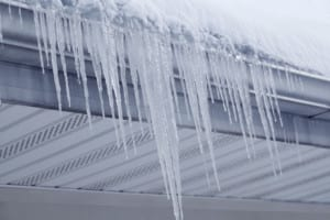 Interstate Roofing can provide winter maintenance for your roof