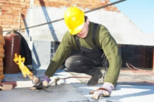 Fort Collins flat roof commercial roofing