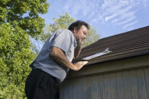 hail damage inspection -  Fort Collins roofing company