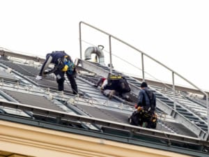 Roof replacement Colorado Springs commercial roofing contractors