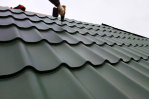 Fort Collins roofing company - metal roofing