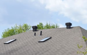 Attic and Roof ventilation - Fort Collins roofing company